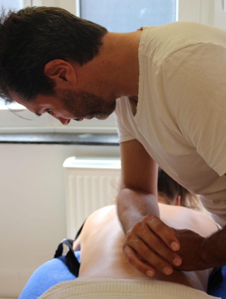 Tui Na Chinese therapeutische massage maastricht